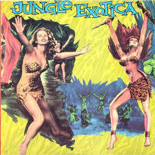 JUNGLE EXOTICA VOLUME ONE-VARIOUS ARTISTS CD *NEW*