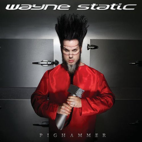 STATIC WAYNE-PIGHAMMER CD VG