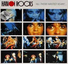 HANOI ROCKS-ALL THOSE WASTED YEARS WHITE VINYL 2LP *NEW*