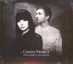 ARNALDS OLAFUR & ALICE SARA OTT-THE CHOPIN PROJECT CD *NEW*