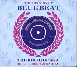 HISTORY OF BLUE BEAT BB101-BB125-VARIOUS ARTISTS 2LP *NEW*