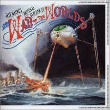 WAYNE JEFF-WAR OF THE WORLDS 2LP VG COVER VG+