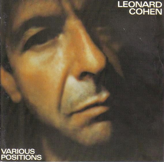 COHEN LEONARD-VARIOUS POSITIONS CD G