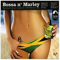 BOSSA N' MARLEY-VARIOUS ARTISTS CD *NEW*