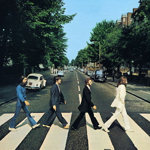 BEATLES THE-ABBEY ROAD CD VG
