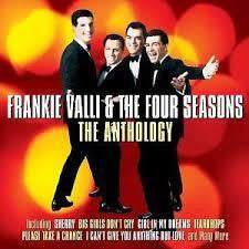 VALLI FRANKIE & THE FOUR SEASONS-THE ANTHOLOGY 2CD *NEW*
