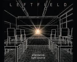 LEFTFIELD-ALTERNATIVE LIGHT SOURCE CD *NEW*