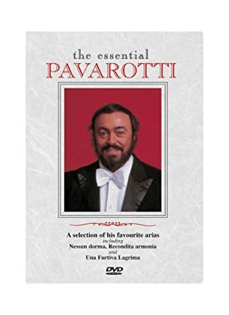 PAVAROTTI-THE ESSENTIAL DVD VG