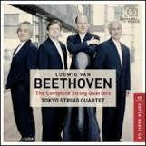 BEETHOVEN-COMPLETE STRING QUARTETS TOKYO SQ 8CD *NEW*