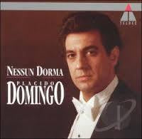 DOMINGO PLACIDO - NESSUN DORMA CD G
