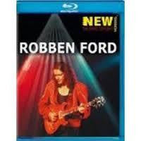 FORD ROBBEN-THE PARIS CONCERT BLURAY *NEW*