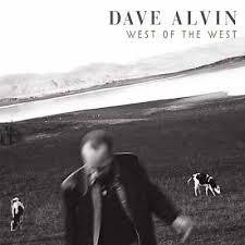 ALVIN DAVE-WEST OF THE WEST CD VG