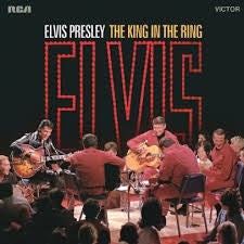 PRESLEY ELVIS-THE KING IN THE RING 2LP *NEW*