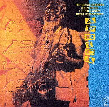 SANDERS PHAROAH-AFRICA 2LP *NEW*