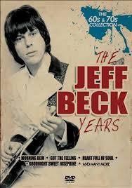 BECK JEFF-THE JEFF BECK YEARS DVD *NEW*