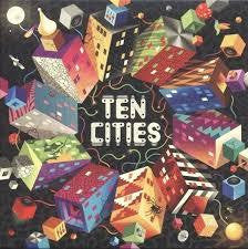 TEN CITIES-VARIOUS ARTISTS CD *NEW*