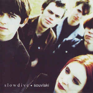 SLOWDIVE-SOUVLAKI 2CD  VG