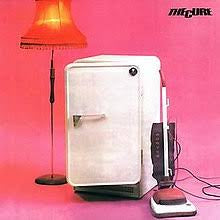 CURE THE-THREE IMAGINARY BOYS LP VG+ COVER VG+