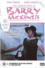 ADVENTURES OF BARRY MCKENZIE DVD G