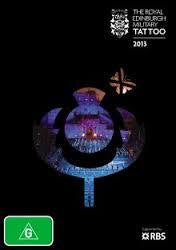 ROYAL EDINBURGH MILITARY TATTOO 2013 DVD *NEW*