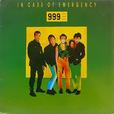999-IN CASE OF EMERGENCY LP VG+ COVER VG