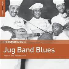 ROUGH GUIDE TO JUG BAND BLUES-VARIOUS ARTISTS LP *NEW*