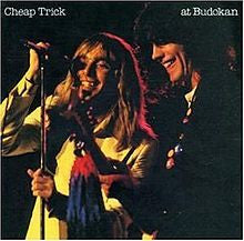 CHEAP TRICK-AT BUDOKAN LP VG COVER VG+