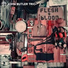 BUTLER JOHN TRIO-FLESH AND BLOOD CD *NEW*