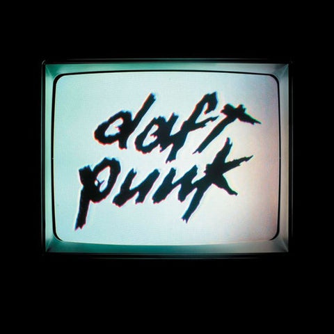 DAFT PUNK-HUMAN AFTER ALL CD VG+