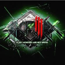 SKRILLEX-SCARY MONSTERS AND NICE SPRITES CD G