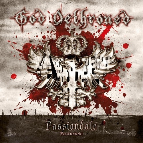 GOD DETHRONED-PASSIONDALE CD VG