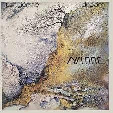 TANGERINE DREAM-CYCLONE LP VG+ COVER VG