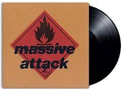 MASSIVE ATTACK-BLUE LINES LP *NEW*