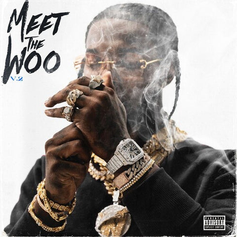 POP SMOKE-MEET THE WOO V.2 2LP *NEW*