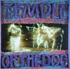 TEMPLE OF THE DOG-TEMPLE OF THE DOG LP EX COVER VG+