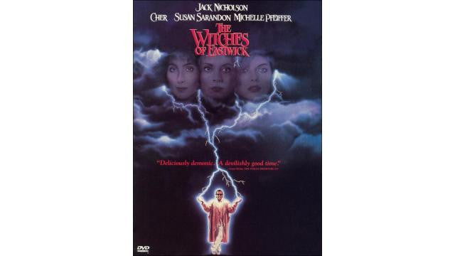 THE WITCHES OF EASTWICK DVD G