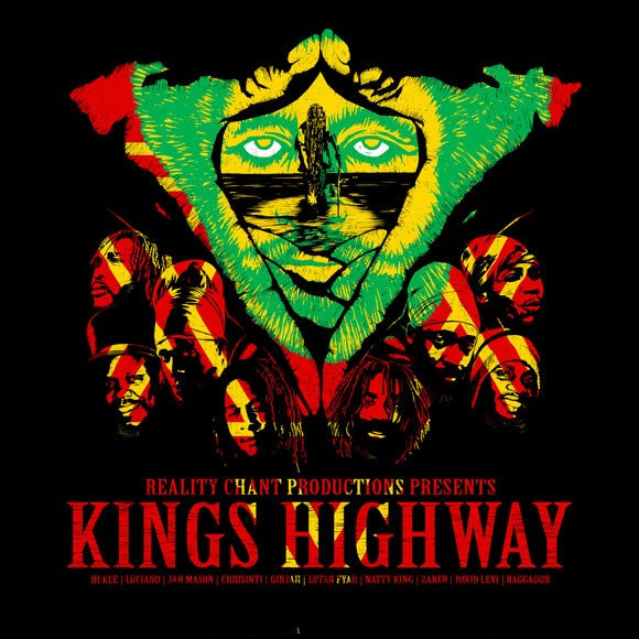 REALITY CHANT-KINGS HIGHWAY CD VG