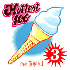TRIPLE J HOTTEST 100 3-VARIOUS ARTISTS 2CD VG