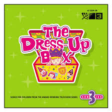 DRESS UP BOX 3-SONGS FROM SERIES 3 *NEW*