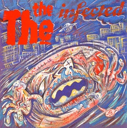 THE THE-INFECTED CD VG