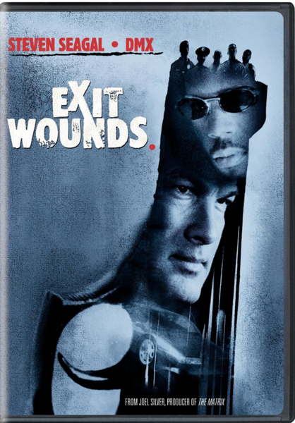 EXIT WOUNDS DVD REGION 1 G