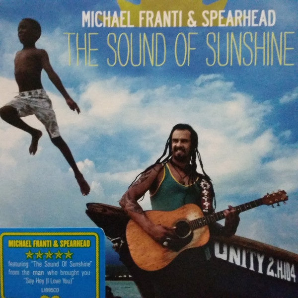 FRANTI MICHAEL & SPEARHEAD-THE SOUND OF SUNSHINE CD  VG