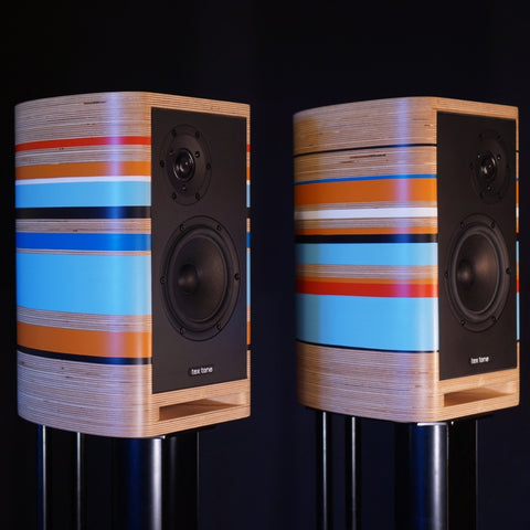 TEX TONE-DAVID KILGOUR ART SPEAKERS  *NEW*
