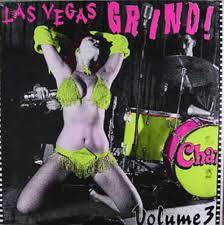LAS VEGAS GRIND VOLUME 3-VARIOUS ARTISTS LP *NEW*