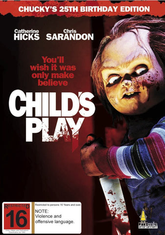 CHILD'S PLAY - DVD VG
