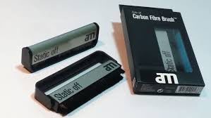 AM DENMARK CARBON FIBRE BRUSH *NEW*