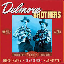 DELMORE BROTHERS-VOLUME 2 THE LATER YEARS 4CD VG