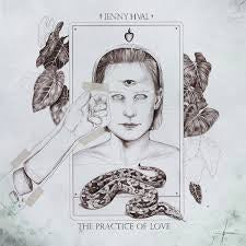 HVAL JENNY-THE PRACTICE OF LOVE LP *NEW*