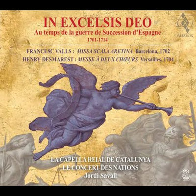 SAVALL JORDI-IN EXCELSIS DEO 2CD *NEW*