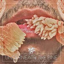 TORO Y MOI-UNDERNEATH THE PINE DESERT SPLATTER VINYL LP *NEW*